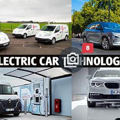 electirc vehicles for fleet